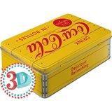 Coca-Cola: Tin Box geel_