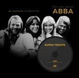 ABBA: the icon series (boek+dvd)_