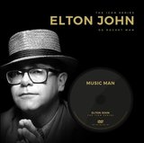 Elton John: the icon series (boek+dvd)_