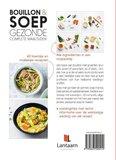 Bouillon & Soep Gezonde Complete Maaltijden. kookboek met gratis snijplank_