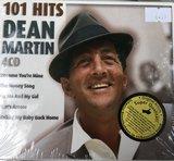 Dean Martin 101 Hits op 4 cd's_
