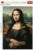 Art Collection puzzel Leonardo Da Vinci met de Mona Lisa_