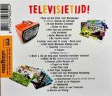 """CD Televisie Tijd ; """"70 jaar Nederlandse kindertelevisie"""" _"""