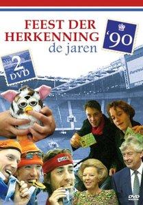 DVD- Feest der herkenning - de jaren 90 - 2 DVD's