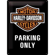 Tin Sign 30 x 40cm - Harley Davidson - NA 23130