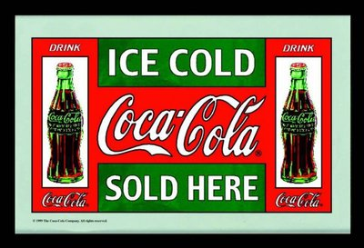 Coca-Cola: Spiegel