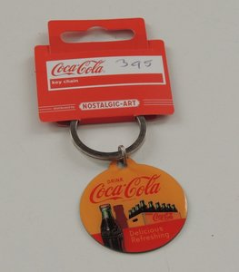 Coca-Cola: Key Chain