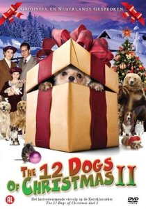 DVD The 12 Dogs Of Christmas 2