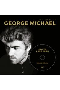 George Michael: the icon series (boek+dvd)