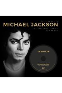 Michael Jackson: the icon series (boek+dvd)