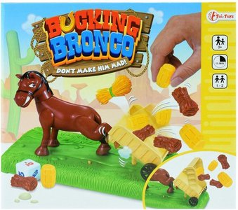 Toi Toys actiespel paard met kar