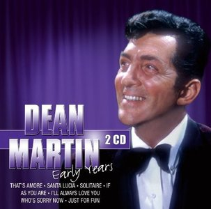 Dean Martin Early Years 2cd