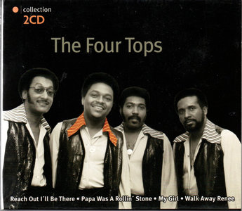 The Four Tops 2CD Collection