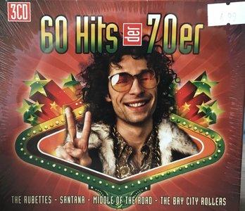 60 Hits der 70er 3CD box