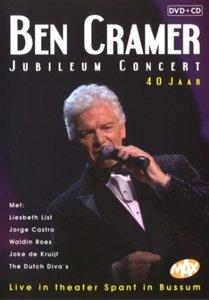 Ben Cramer Junileum Concert 40 jaar DVD en CD