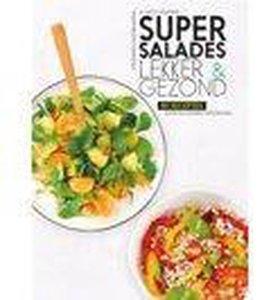 Super salades Lekker & gezond. kookboek met gratis snijplank.