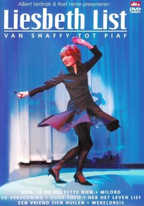 Liesbeth List, van Shaffy tot Piaf dvd
