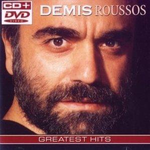 Demis Roussos Greatest hits (cd en dvd)