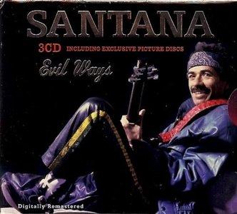 Santana 3 CD Evil Ways