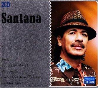 Santana 2 cd Premium Tin Case