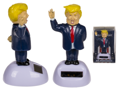 Solar Mr. President Trump