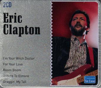 Eric Clapton 2 cd Tin Case