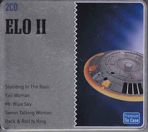 ELO, 2 cd. Tin Case