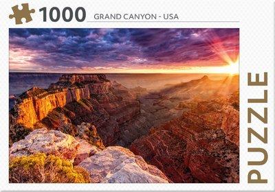 Grand Canyon USA Puzzel van Rebo
