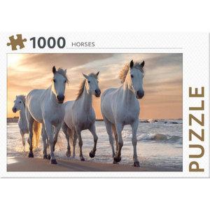 Horses Puzzel van Rebo