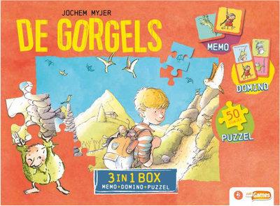De Gorgels 3 in 1 Box Jochem Myjer