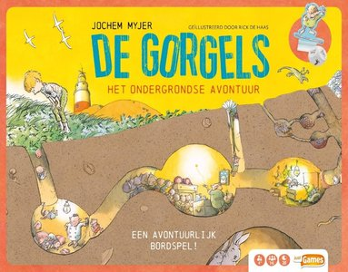 De Gorgels Het Ondergrondse Avontuur Jochem Myjer