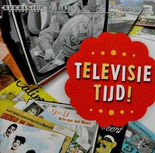 """CD Televisie Tijd ; """"70 jaar Nederlandse kindertelevisie"""""""