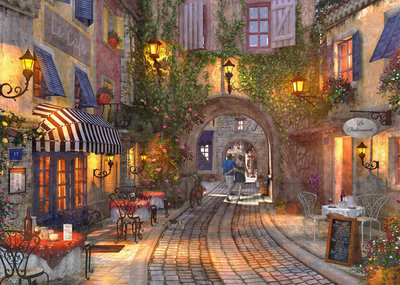 Puzzel French Walkway van Rebo