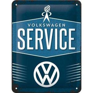 Tin Sign 15x20 VW Service
