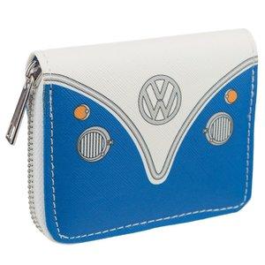 Volkswagen portemonnee kleur blauw